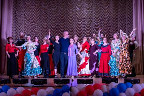 Primavera-концерт фламенко