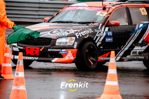 Russian Drift Series for Frenkit - Training Day