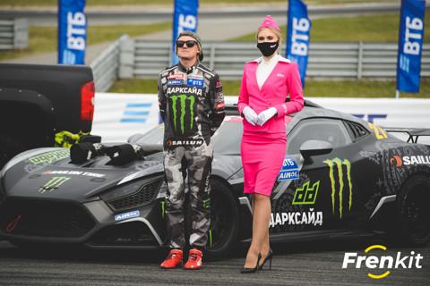 Russian Drift Series for Frenkit - Final