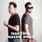 Cover Maceo Plex for Vicious Magazine
